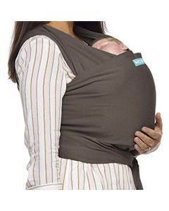 MOBY Wrap Classic Cotton - cacao