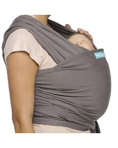 MOBY Wrap Classic Cotton - slate