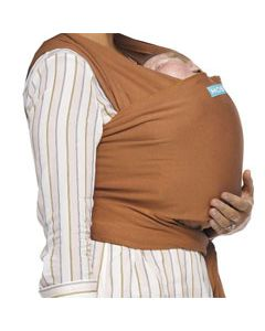 MOBY Wrap Evolution Bamboo - caramel