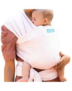 MOBY Wrap Classic Cotton - rose