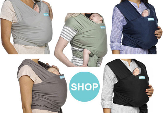 Moby Wrap Tragetuch