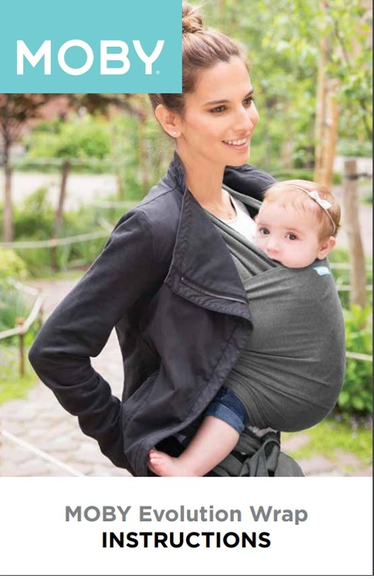 Moby Wrap Evolution Anletiung