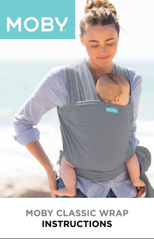 Moby Wrap Classic Anletiung